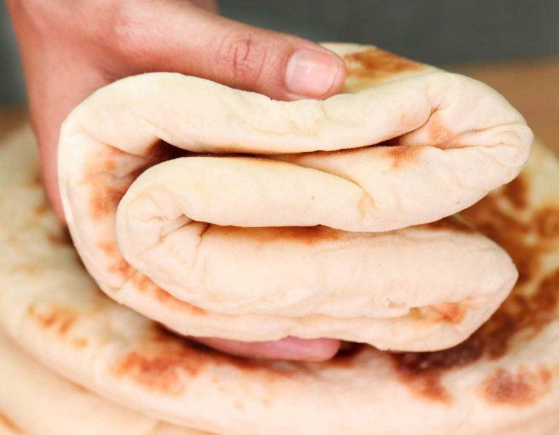 Super Soft Naan Roti